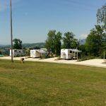 Camping Marlice emplacement caravanes trévignin