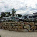 Emplacements caravanes camping marlice aix les bains